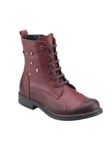 Seven Çizme Kırmızı